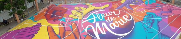 new street art piece by What's Your Story in Scharloo Abou Curacao