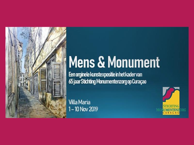 Art Exposition 'Man & Monument'