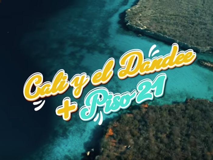 Cali Y El Dandee video clip