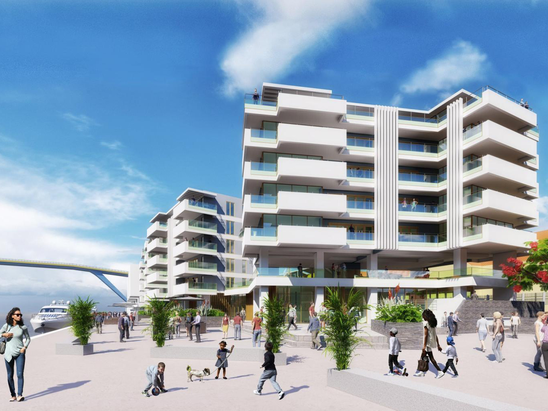 CPA's Master Plan Sint Anna Bay